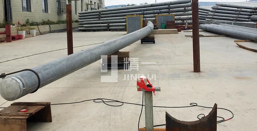 带你了解应用15米水泥电线杆的整个流程